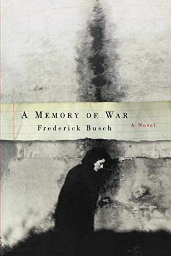 9780393347685: A Memory of War: A Novel