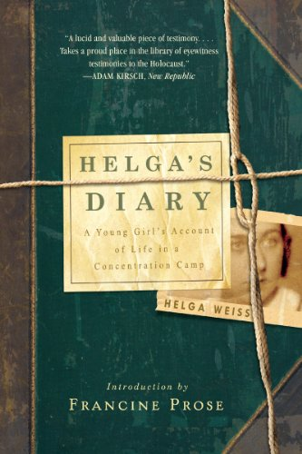 9780393348248: Helga's Diary: A Young Girl's Account of Life in a Concentration Camp