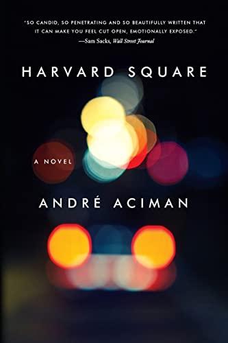 9780393348286: Harvard Square - A Novel