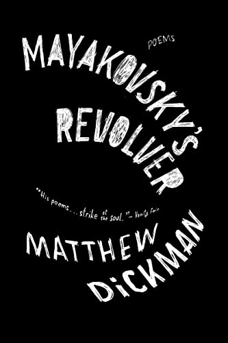 9780393348798: Mayakovsky's Revolver: Poems