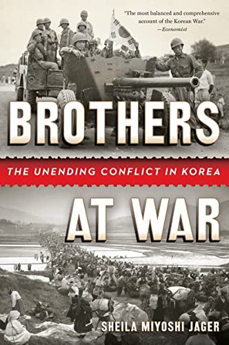 9780393348859: Brothers at War: The Unending Conflict in Korea