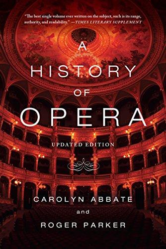 9780393348958: A History of Opera