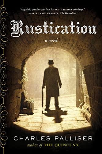 9780393349818: Rustication: A Novel