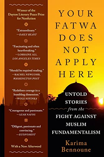 9780393350258: Your Fatwa Does Not Apply Here: Untold Stories from the Fight Against Muslim Fundamentalism