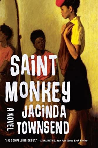 9780393350821: Saint Monkey - A Novel
