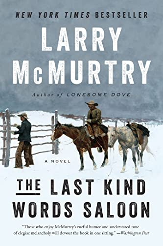 9780393351194: The Last Kind Words Saloon: A Novel