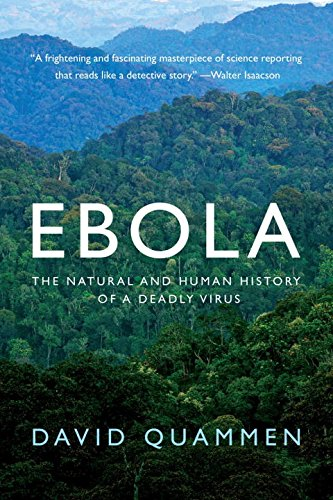 9780393351552: Ebola - The Natural and Human History of a Deadly Virus