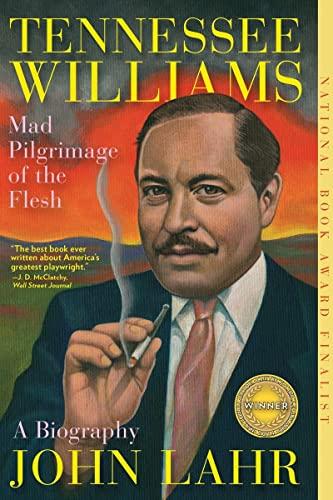 9780393351651: Tennessee Williams: Mad Pilgrimage of the Flesh