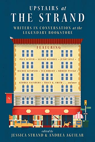 9780393352085: Upstairs at the Strand: Writers in Conversation at the Legendary Bookstore