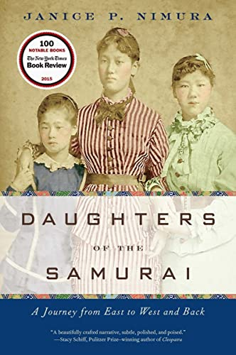 9780393352788: Daughters of the Samurai: A Journey from East to West and Back