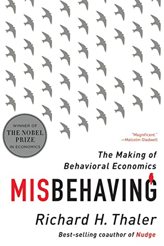 9780393352795: Misbehaving: The Making of Behavioral Economics [Lingua inglese]