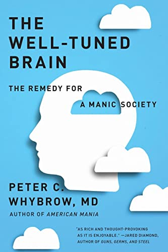 9780393353044: The Well-tuned Brain: The Remedy for a Manic Society