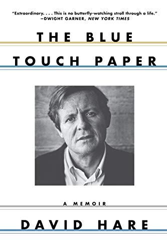 9780393353457: The Blue Touch Paper: A Memoir