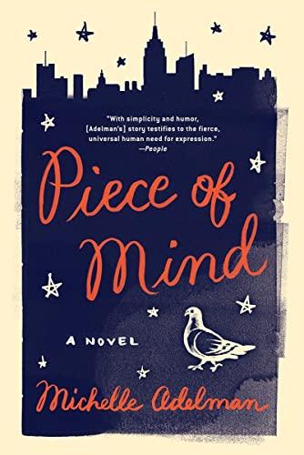 9780393353556: Piece of Mind: A Novel