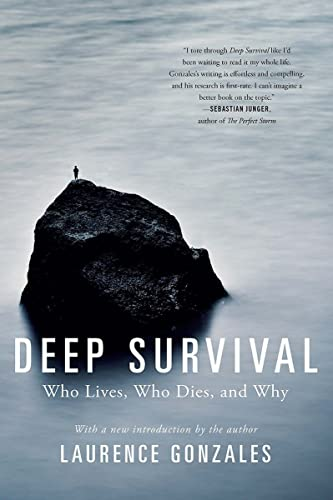 9780393353716: Deep Survival: Who Lives, Who Dies, and Why