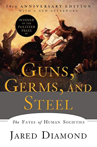 9780393354324: Guns, Germs, and Steel: The Fates of Human Societies