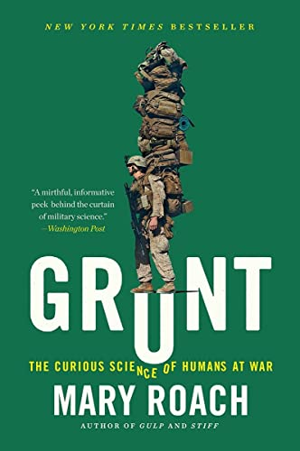 9780393354379: Grunt: The Curious Science of Humans at War