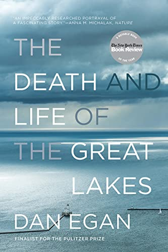 9780393355550: The Death and Life of the Great Lakes