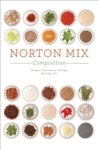 9780393519310: Norton Mix Composition Writing 101