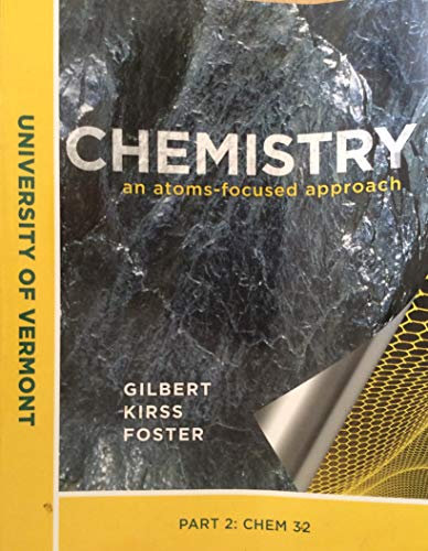 9780393521450: Smartwork w/Ebook for Chemistry: Atoms-Focused 1E