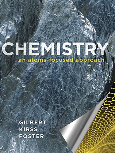 9780393524734: Chemistry: An Atoms-Focused Approach Bundle
