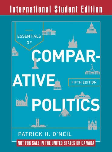 9780393570311: Essentials of Comparative Politics. Fifth International Student Edition, with Cases in Comparative Politics, Fifth Edition