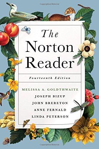 9780393574548: The Norton Reader (Fourteenth Edition)