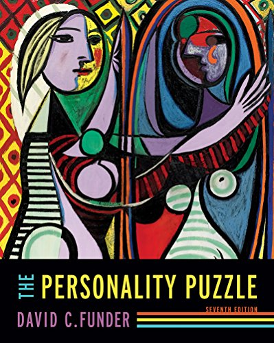 9780393600421: The Personality Puzzle (Seventh Edition)