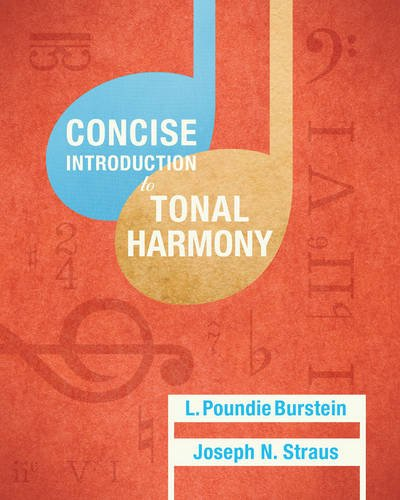 9780393600452: Concise Introduction to Tonal Harmony