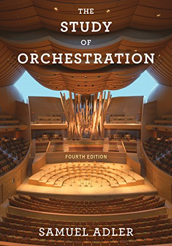 9780393600520: The Study of Orchestration (Fourth Edition)