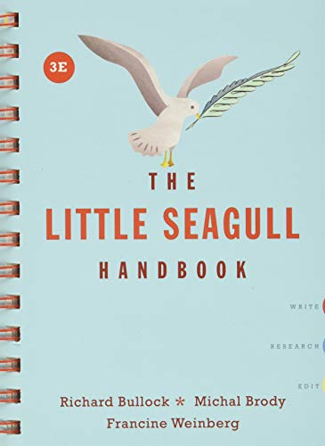9780393602630: The Little Seagull Handbook