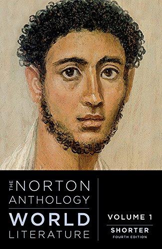 The Norton Anthology of World Literature (Shorter