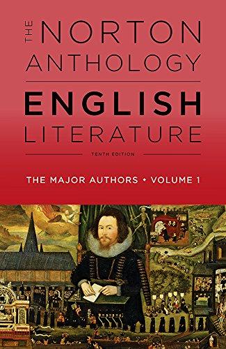 9780393603088: The Norton Anthology of English Literature: The Major Authors