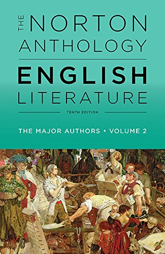 9780393603095: The Norton Anthology of English Literature: The Major Authors