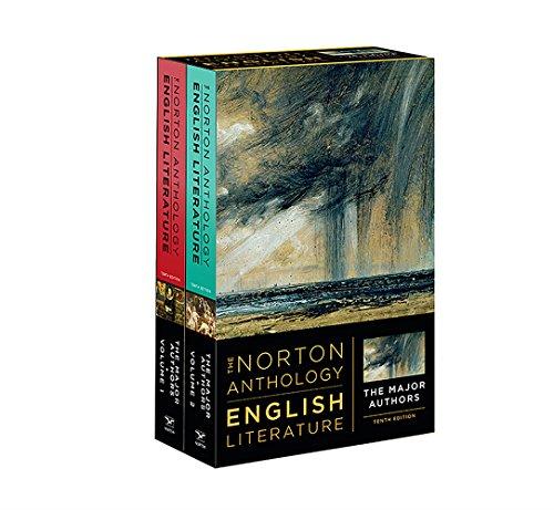 9780393603118: The Norton Anthology of English Literature: The Major Authors