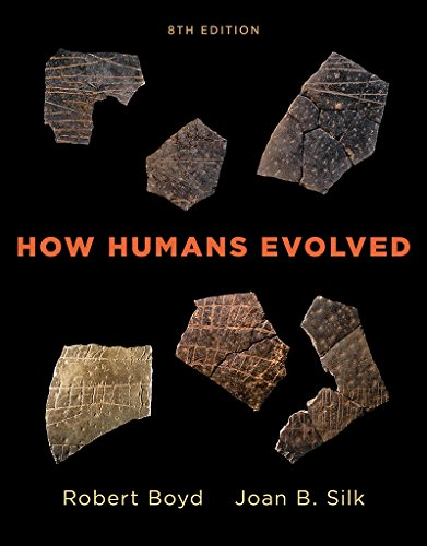 9780393603453: How Humans Evolved (Eighth Edition)