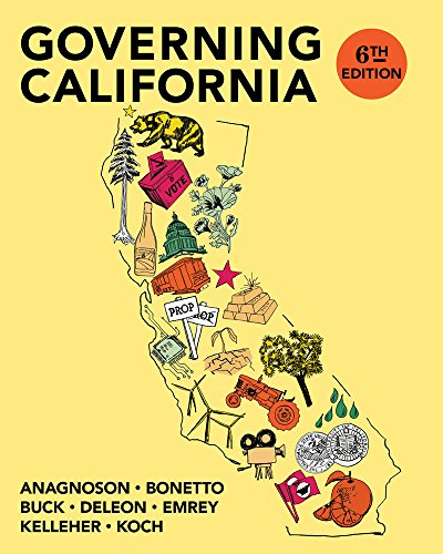 9780393603699: Governing California in the Twenty-First Century (Sixth Edition)