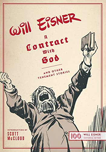 9780393609189: A Contract with God: And Other Tenement Stories (The Will Eisner Library)