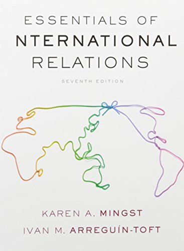 Essentials Of International Relations Mingst Pdf