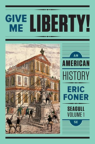 9780393614183 give me liberty an american history 5e seagull 9780393614183 give me liberty an american history 5e seagull volume 2 with ebook and fandeluxe Image collections
