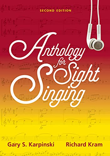9780393614480: Anthology for Sight Singing