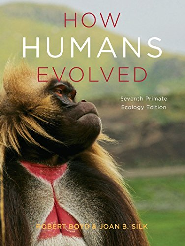 9780393614855: How Humans Evolved (Seventh Edition)