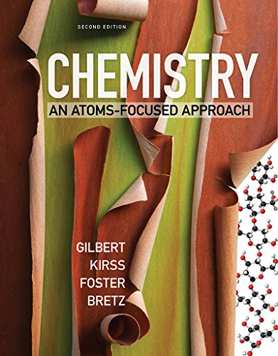 9780393615203: Chemistry: An Atoms-Focused Approach (Second Edition)