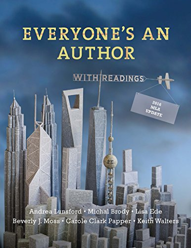 9780393617467: Everyone's an Author with 2016 MLA Update: with Readings (Second Edition)