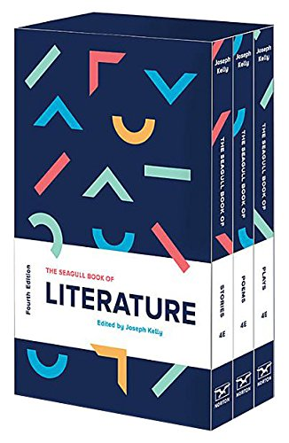 9780393631692: The Seagull Book of Literature: Plays, Stories, Poems