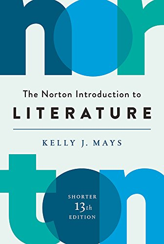 9780393664942: The Norton Introduction to Literature