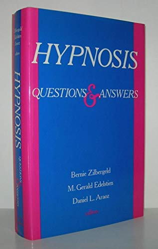 9780393700183: Hypnosis: Questions & Answers (A Norton professional book)
