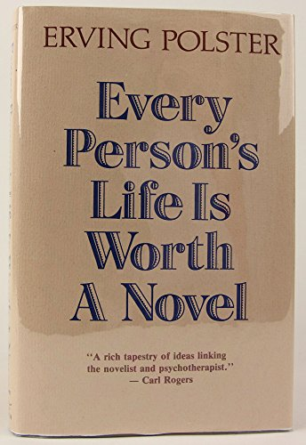 9780393700381: Every Person's Life Is Worth a Novel