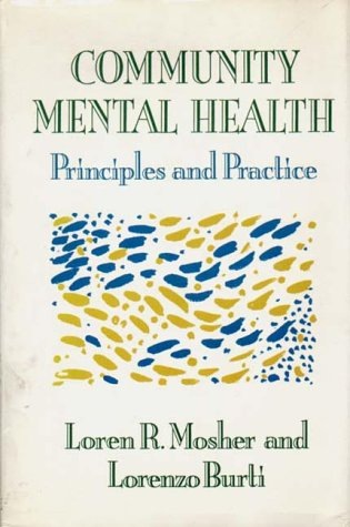 9780393700602: Community Mental Health: Principles and Practice
