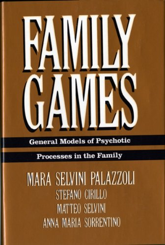 9780393700701: Family Games: General Models of Psychotic Processes in the Family